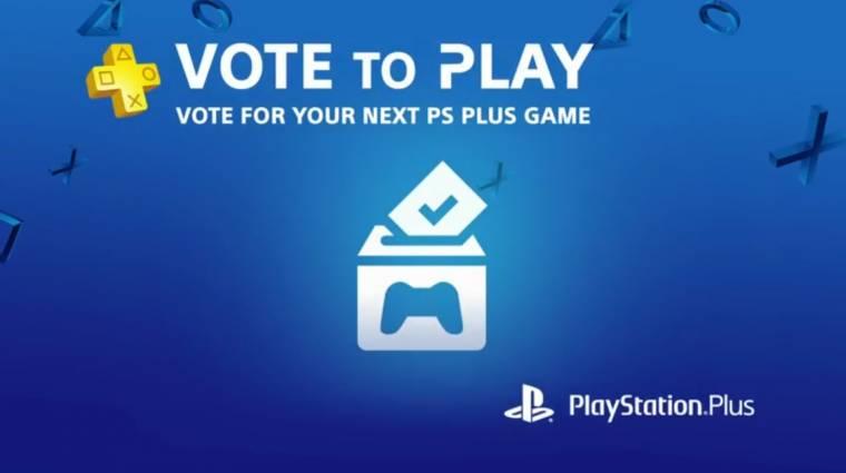 PlayStation Plus - szavazni lehet majd az ingyenes játékokra? bevezetőkép