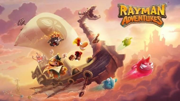 Rayman Adventures, Sniper Fury - a legjobb mobiljátékok a héten bevezetőkép