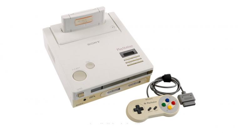 Tudtad, hogy majdnem készült egy Nintendo PlayStation? bevezetőkép