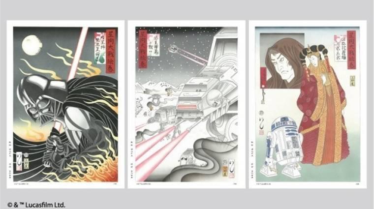 Japán Star Wars fametszet? Köszönjük, kell! bevezetőkép