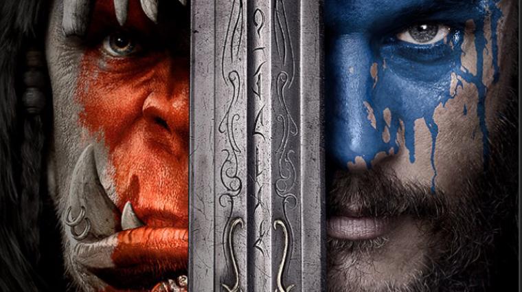 A Warcraft film lett minden idők legsikeresebb videojáték adaptációja bevezetőkép