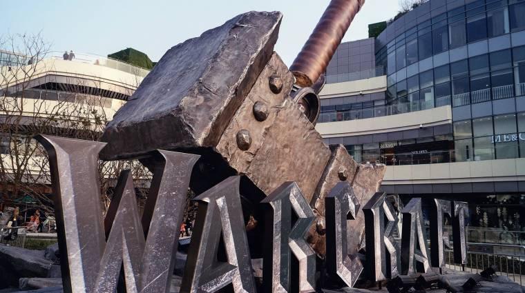 Zseniális Warcraft-kiállítás kelti életre az érkező film világát bevezetőkép