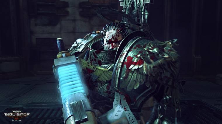 Warhammer 40,000: Inquisitor - Martyr - konzolokon tovább csúszik a megjelenés bevezetőkép