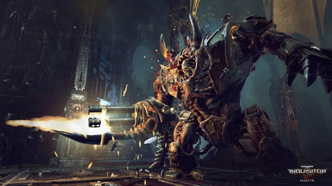 Warhammer 40,000: Inquisitor - Martyr - új zónák és ellenfelek az E3-as előzetesben bevezetőkép