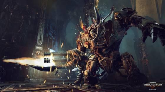 Warhammer 40000: Inquisitor - Martyr infódoboz