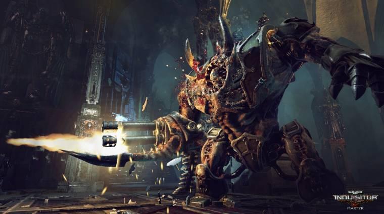 Warhammer 40,000: Inquisitor - Martyr - az Amazon már tudni véli a megjelenési dátumot bevezetőkép
