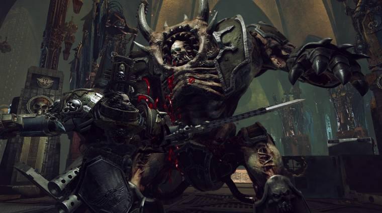 Warhammer 40,000: Inquisitor - Martyr - elcsúsztatták a megjelenést bevezetőkép