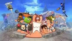 Worms W.M.D - egy kis Saints Row és Rocket League is került bele kép