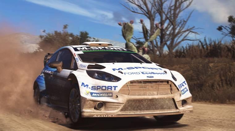 WRC 5 - itt az első gameplay trailer bevezetőkép