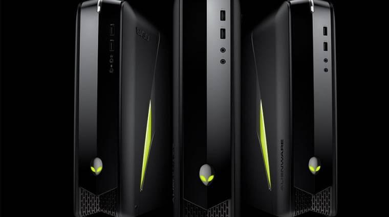 Tovább erősíti gamer PC-it és noteszeit az Alienware kép