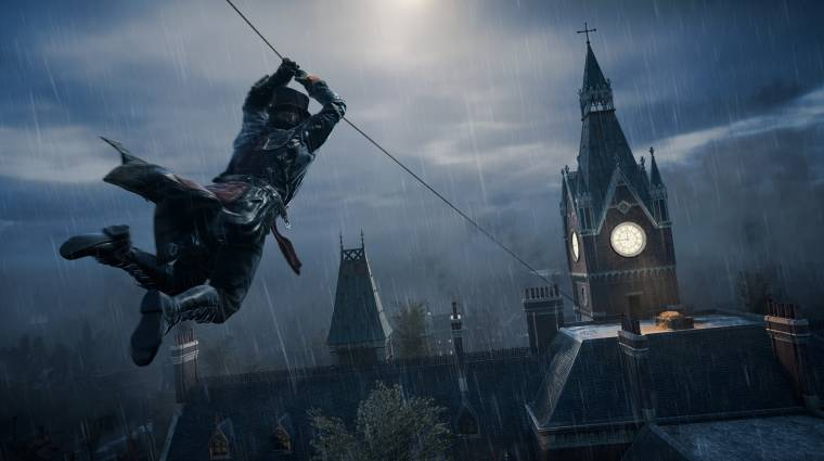 Így készült el a valódi szigonyvető az Assassin's Creed: Syndicate-ből bevezetőkép