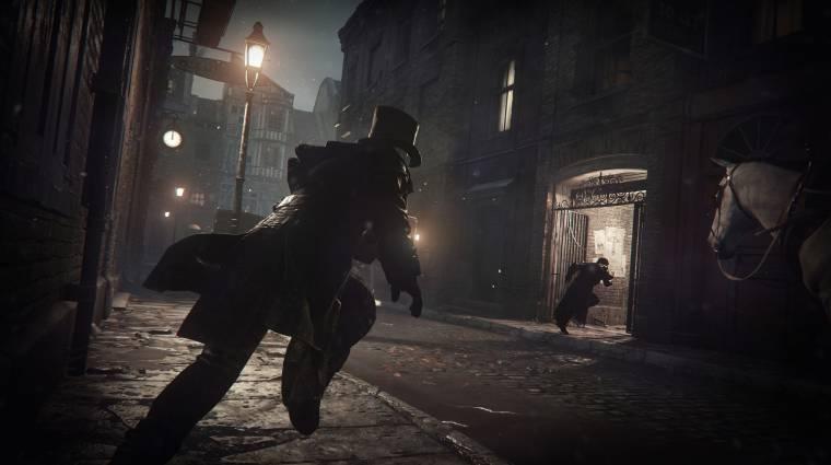Assassin's Creed Syndicate - jövő héten jön Hasfelmetsző Jack (videó) bevezetőkép