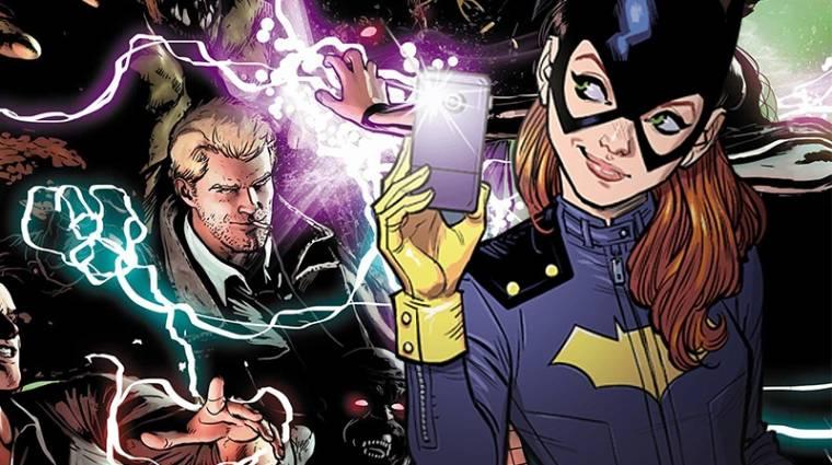 A Batgirl és a Justice League Dark filmek következhetnek a DC listáján kép