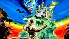 Véres Castlevania animációs sorozat a láthatáron kép