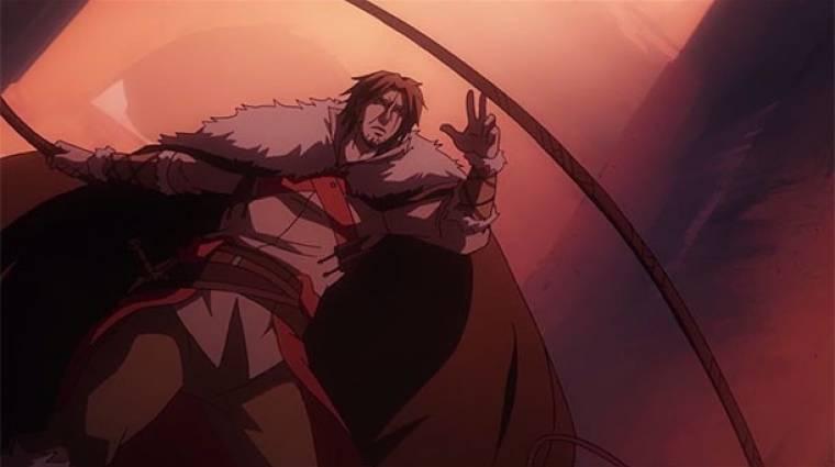 Castlevania - megjött a Netflix sorozat első trailere bevezetőkép