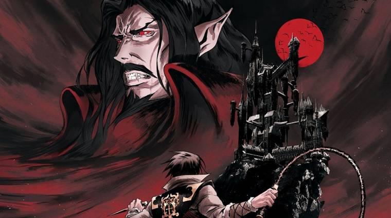 Megérkezett az első kép a Castlevania sorozat harmadik évadából bevezetőkép
