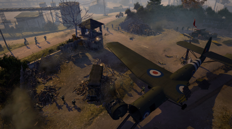 Company of Heroes 2: The British Forces - ha elég gyors vagy, ingyen kipróbálhatod bevezetőkép