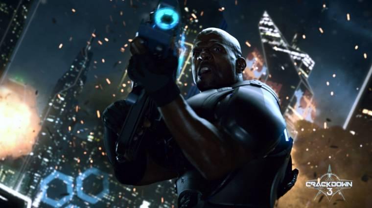 Crackdown 3 - lehet, hogy új alcímet kapott a játék bevezetőkép