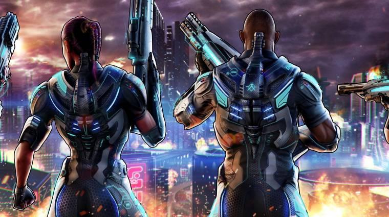 Crackdown 3 - hivatalossá vált az új megjelenési dátum bevezetőkép