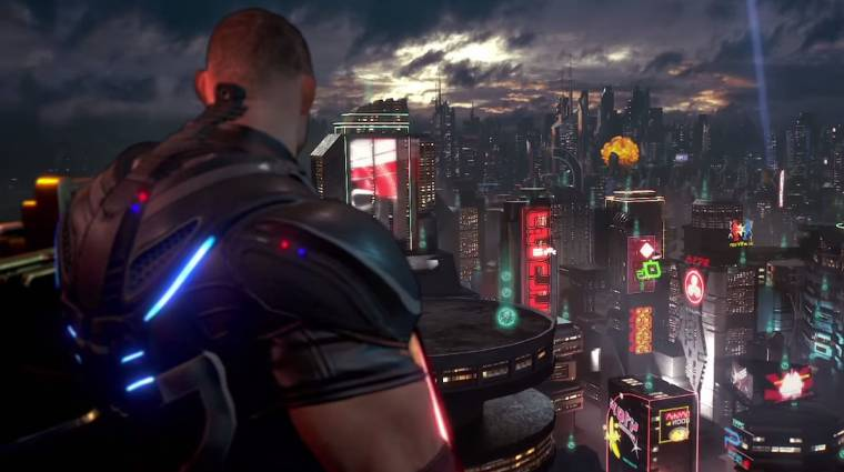 E3 2018 - Terry Crews zúz a Crackdown 3 új előzetesében bevezetőkép