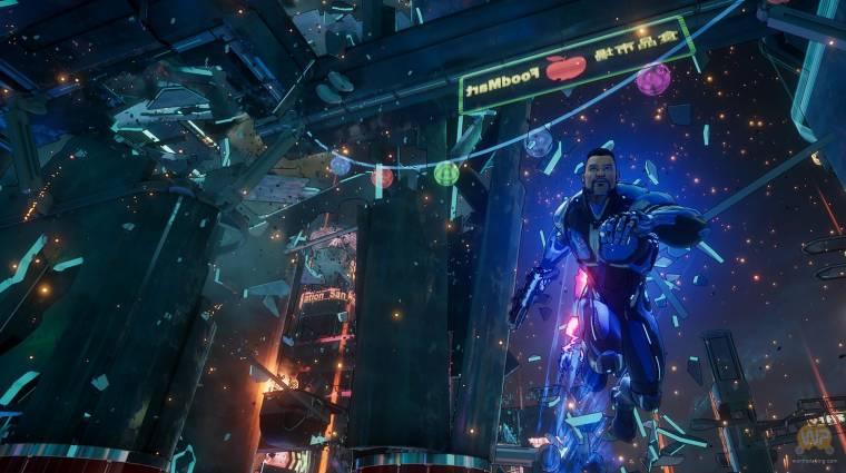 Crackdown 3 - vadonatúj gameplay érkezett az egyjátékos módból bevezetőkép