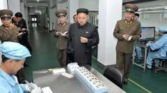Saját mobilhálózatuk van az észak-koreai vezetőknek kép