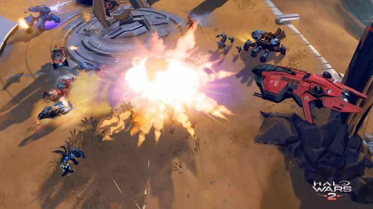 Halo Wars 2 - mostantól ingyen lehet kipróbálni bevezetőkép