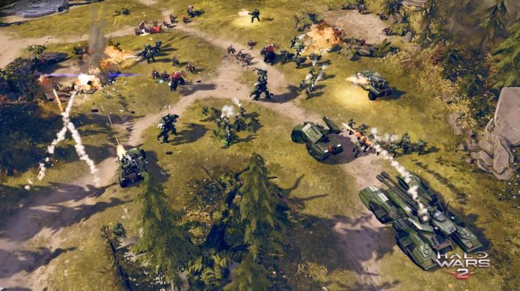 Halo Wars 2 - még várnunk kell a kompetitív módra bevezetőkép