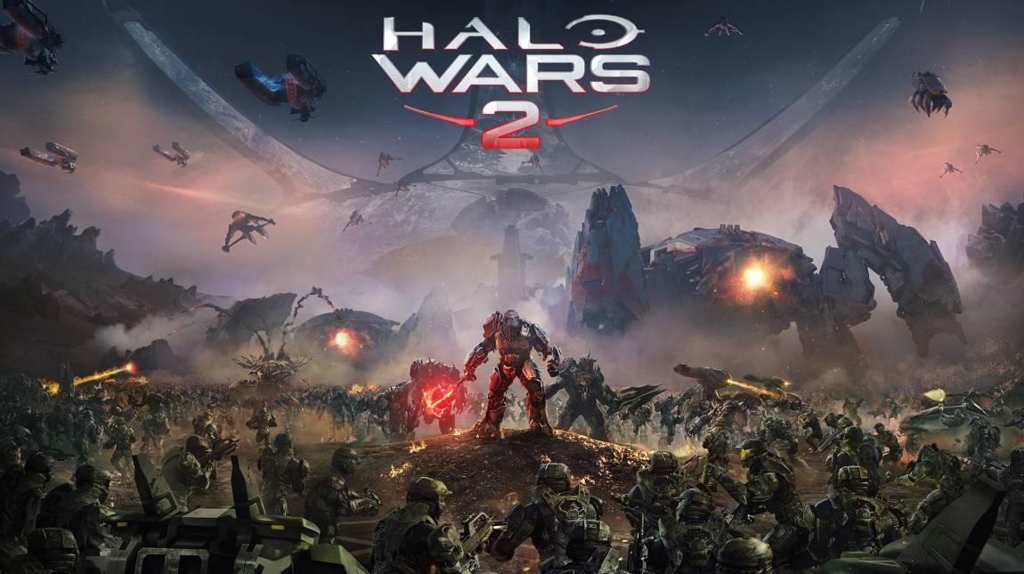 Halo Wars 2 - lenyűgöző az egyik átvezető videó bevezetőkép