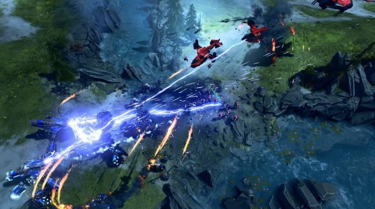 Halo Wars 2 - még ebben a hónapban kipróbálhatjuk az új játékmódot bevezetőkép
