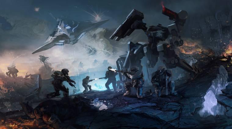 Halo Wars 2 - hiába kérték a játékosok, nem jön több frissítés bevezetőkép