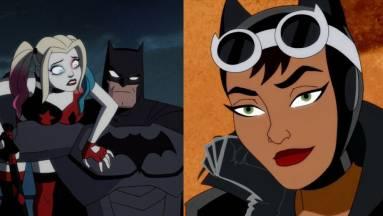 Batman és Macskanő orális szexjelenetét kukázták a Harley Quinn sorozatból, az indoklás hajmeresztő kép