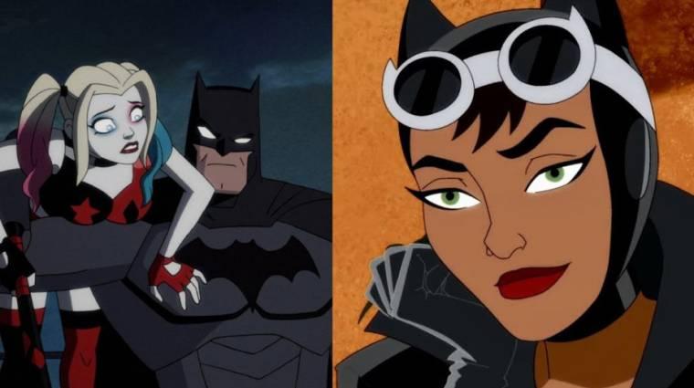 Batman és Macskanő orális szexjelenetét kukázták a Harley Quinn sorozatból, az indoklás hajmeresztő bevezetőkép