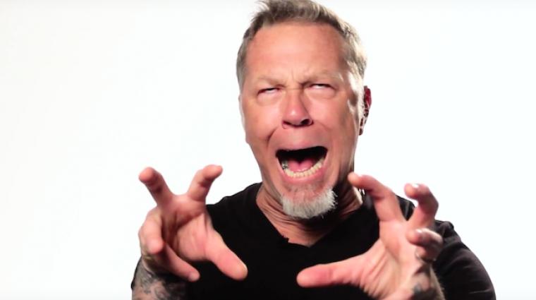 Call of Duty: Black Ops 3 - ilyen, amikor James Hetfield zombit játszik (videó) bevezetőkép