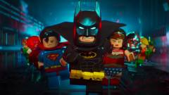 Comic-Con 2016 - fergeteges a LEGO Batman film új trailere kép