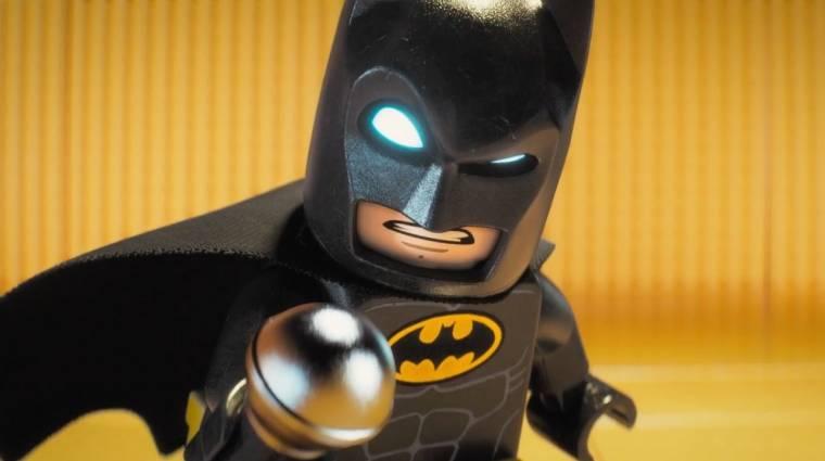 Nyerj velünk LEGO Batman - A film DVD-t! LEZÁRVA! kép