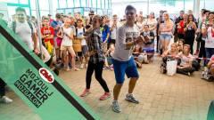 Így táncolt Isti és Unfield a Chio Mozdulj Gameren kép