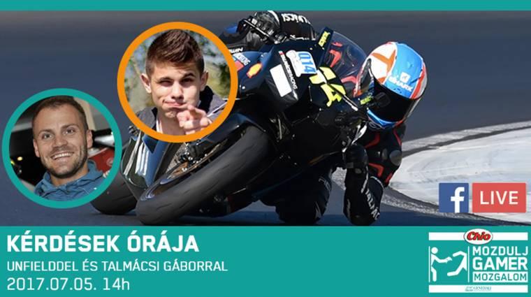 Talmácsi Gábor elmeséli, milyen sportok alapozhatnak meg egy MotoGP karriert bevezetőkép