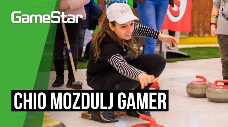 Különleges olimpiai sportot próbáltunk ki a februári Chio Mozdulj Gameren bevezetőkép