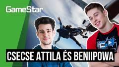 Baseballozni, tandemugrani szeretne Csecse Attila és Beniipowa kép