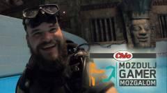 Videojáték Zsolti ezúttal búvárkodni tanul kép