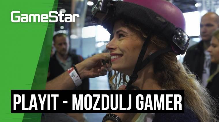 Élsportolók és youtuberek mozogtak együtt a PlayIT-en bevezetőkép