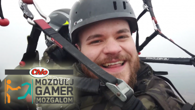Videojáték Zsolti a fellegek fölé emelkedett