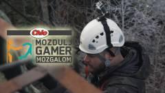 Az év utolsó Mozdulj Gamer videójában Zsolti kommandósnak állt kép