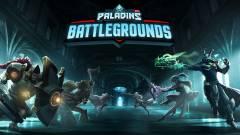 Paladins - természetesen jön a battle royale mód kép
