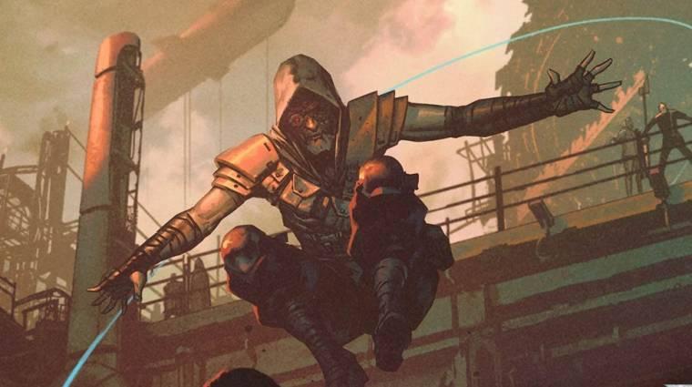 Seven: The Days Long Gone - mozgásban a The Witcher 3 egykori fejlesztőinek újdonsága bevezetőkép