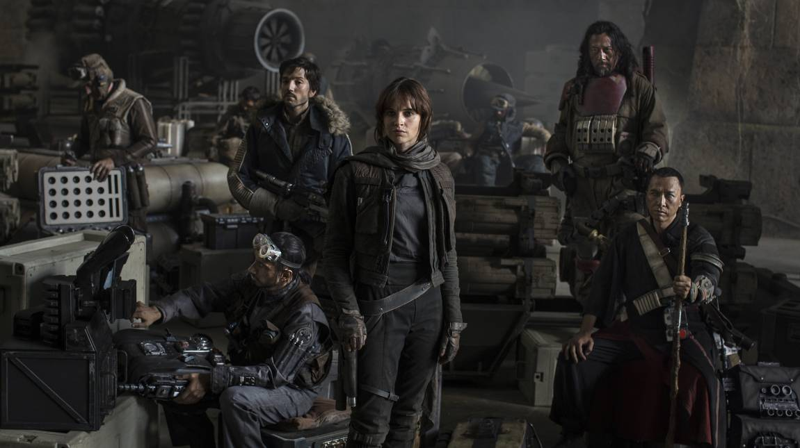 TV Spoton a Zsivány Egyes - Egy Star Wars történet kép
