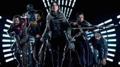 Ez a Zsivány Egyes szereplő még egy Star Wars-filmet sem látott kép