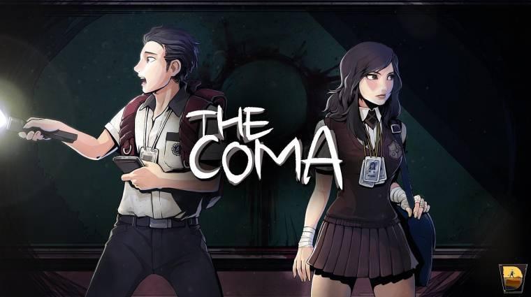 The Coma - soha nem volt még olyan félelmetes  az iskola, mint ebben a koreai horroban bevezetőkép