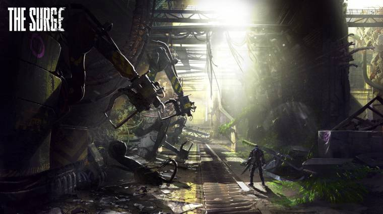 Gamescom 2015 - íme a Lords of the Fallen készítőinek új címe, a The Surge bevezetőkép